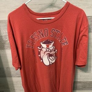 Fresno State Bulldogs Printed Tee